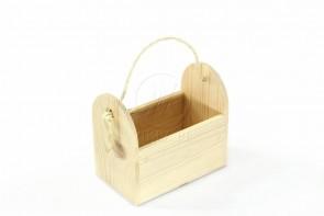 Drewniane nosidełko