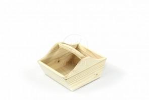 Koszyczek drewniany
