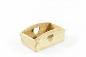 Pojemnik drewniany na pieczywo