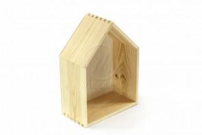 Domki na ścianę z drewna