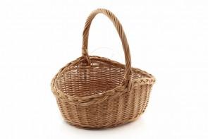 Koszyk prezentowy z wikliny