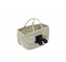 Kosz torebka na rower z kliekiem