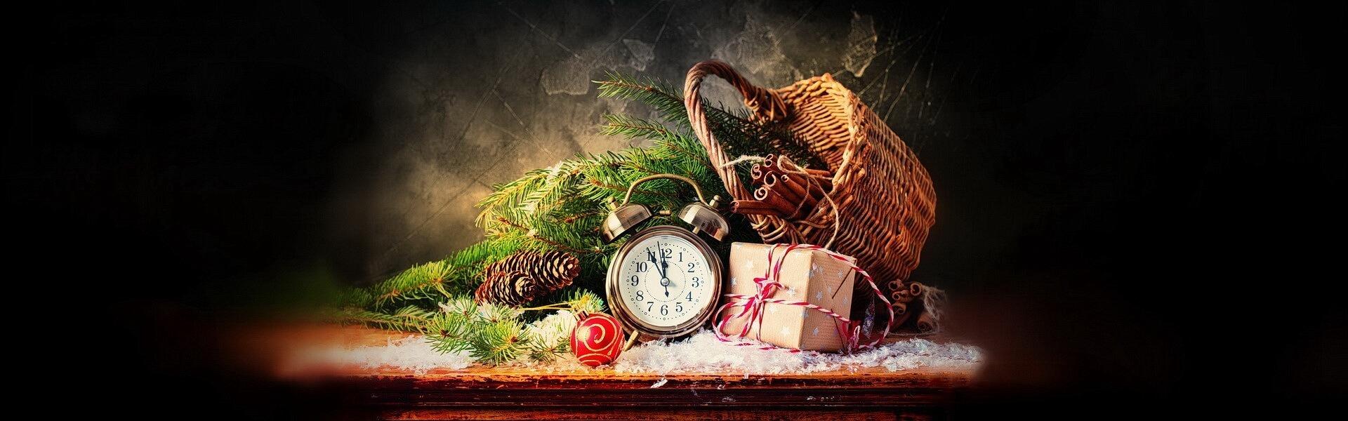 Kosze świąteczne promocja